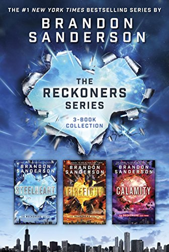 The Reckoners Series: Steelheart; Firefight; Calamity (English Edition)