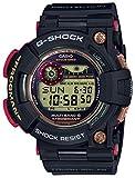 [カシオ] 腕時計 ジーショック フロッグマン 35th Anniversary マグマオーシャン 電波ソーラー GWF-1035F-1JR メンズ ブラック