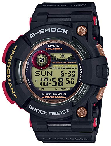 Casio G-Shock GWF-1035F-1JR FROGMAN Magma Ocean 35th...