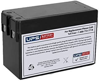SMT1500 APC Smart-UPS 1500VA LCD Compatible Replacement Battery Cartridge by UPSBatteryCenter