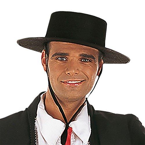 Limit Sport Cm087 Cordoba Chapeau de Feutre Noir