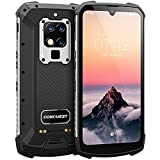 S16 Rugged Smartphone Unlocked,ATEX Zone1/2 Intrinsically Safe Explosion-Proof for Oil & Gas Industry and Hazardous Areas,8GB+128GB,4G,6000 mAh Battery,Face ID and NFC (Silver, 128G)