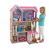 KidKraft Sweet & Pretty Dollhouse Toy, Multicolor, Model:65859