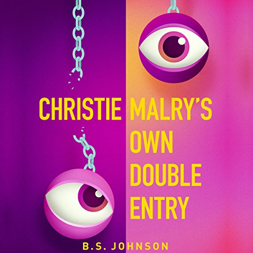 Christie Malry's Own Double-Entry audiobook cover art