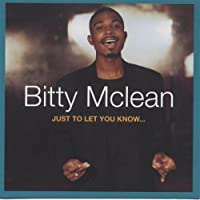 Just to Let You Know by Bitty Mclean