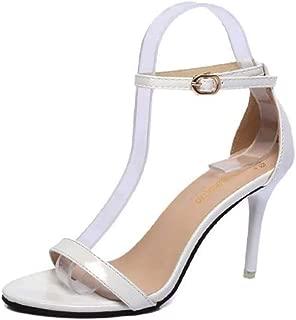 YMFIE fashion nero EU, 35 sandali, Dance Wedding Party toes