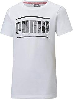 PUMA Girls Alpha T-Shirt