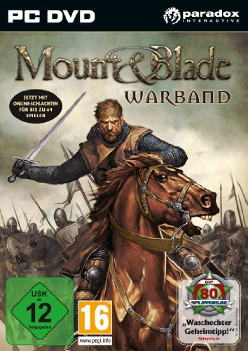 Mount & Blade: Warband (PC) [Edizione : Germania]