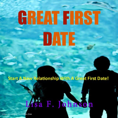 Great First Date audiobook cover art