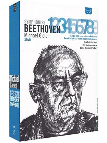 Beethoven Symphonien [3-DVD Box]