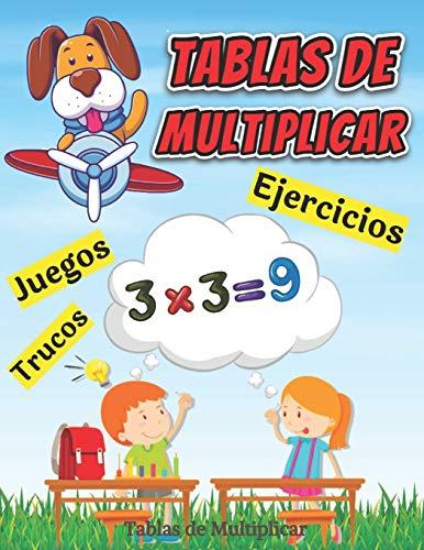 Tablas de Multiplicar: Tablas de multiplicar para niños | Multiplicaciones | Tablas de multiplicar juego | Multiplicar: 1