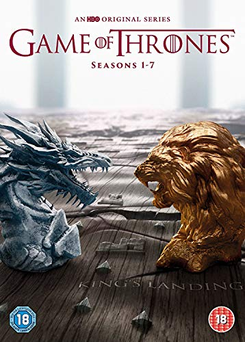 Game of Thrones - Season 1-7 DVD [UK-Import]