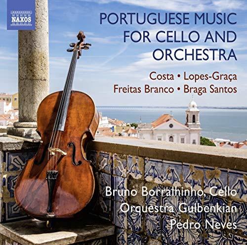 Portugiesische Musik Fr Cello und Orchester