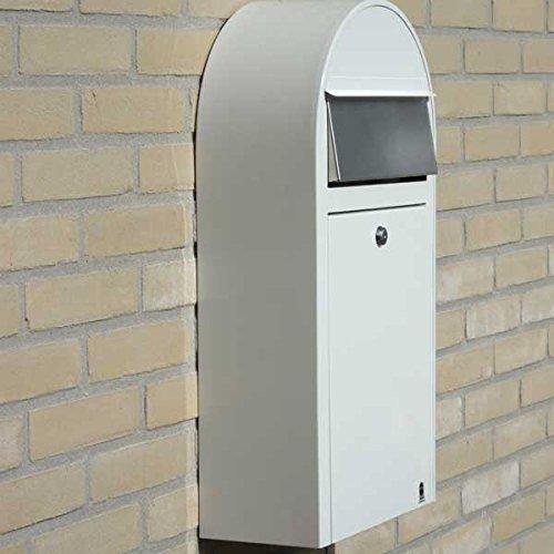 Bobi Grande S Briefkasten Edelstahl (V2A) Wandbriefkasten - 4