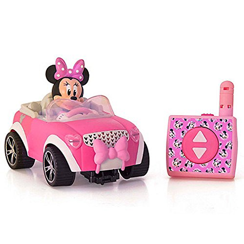 Minnie Mouse- Minnie Radio Control City Fun, Multicolor, 20 cm (Propio 182073)