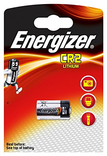 Eveready Energizer Lithium CR2 photo Card Pack 4