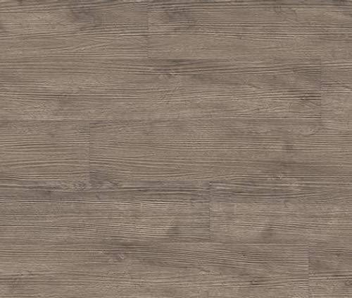HORI® Klick Vinylboden PVC Bodenbelag I Wasserfest I viele Dekore wählbar I Eiche Royal Rennes I HANDMUSTER