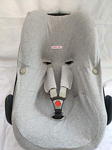 MOON-BEBE Funda para Bebé Confort Maxi-cosi Pebble
