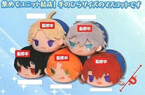 Ensemble Stars Mugyu' and mascot knights whole set of 5