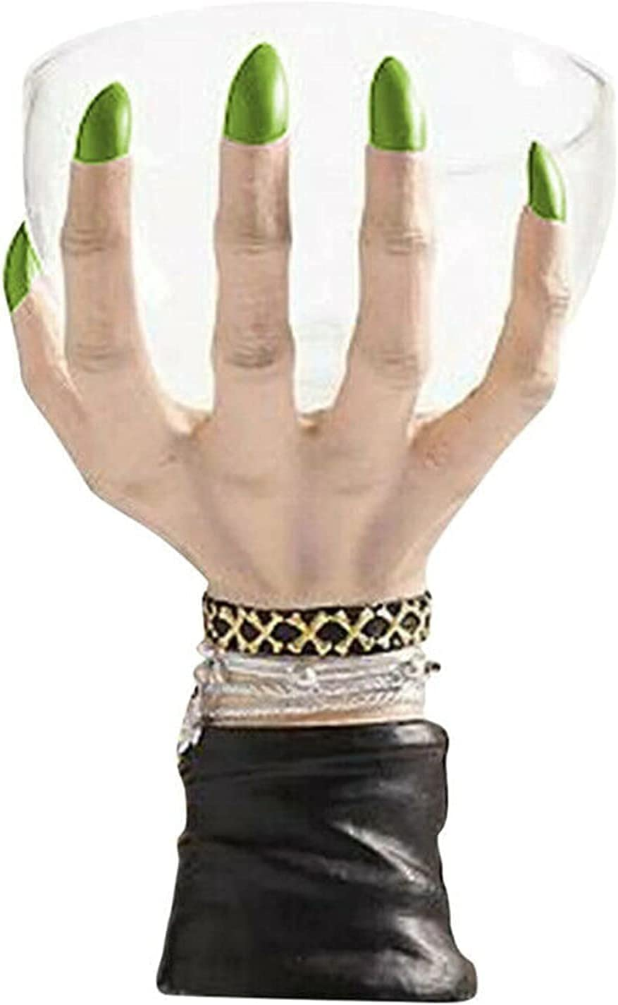 Opening large release sale Halloween Witch Hands Super beauty product restock quality top Snack Hol Stand Bowl Hand