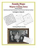 Family Maps of Wayne County, Iowa