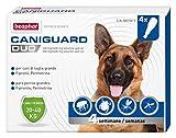 Beaphar Caniguard Duo Antiparassitario per Cani da 20 a 40 kg- 4 Pipette, L...