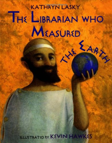 The Librarian Who Measured the Earth (PB)