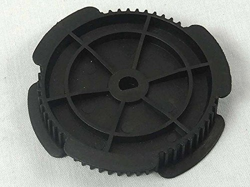 DeLonghi Kenwood - Polea para robot Chicco Baby Meal KCP815 kCook CCC20 CCC200