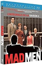 Mad Men - L'intégrale de la Saison 3 [Francia] [Blu-ray]