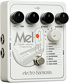 Best mel9 guitar pedal Reviews