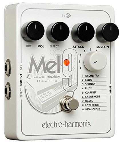 Electro Harmonix 665241-Effekt Elektrische Gitarre mit Synthesizer Filter mel9, Tape Replay Mach.