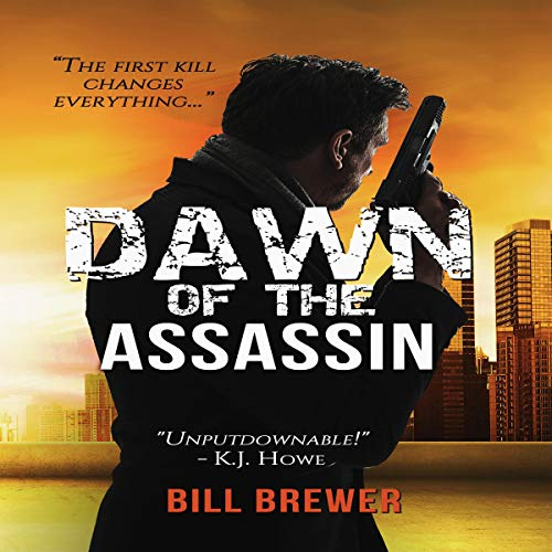 Dawn of the Assassin audiobook cover art