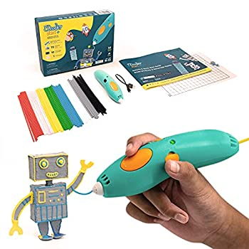 3Doodler Start+ Essentials  2021  3D Pen Set for Kids Easy to Use Learn from Home Art Activity Set Educational STEM Toy for Boys & Girls Ages 6+