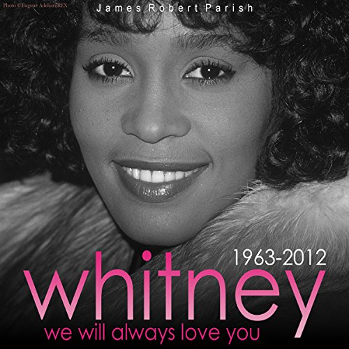 Whitney audiobook cover art