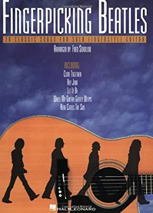 Fingerpicking Beatles by Fred Sokolow(1994-07-01)