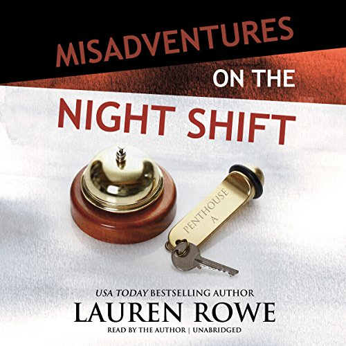 Misadventures on the Night Shift audiobook cover art