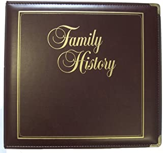 family tree album binders