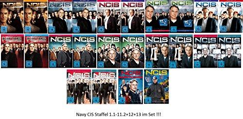 Navy CIS - Seasons 1-13 (78 DVDs)