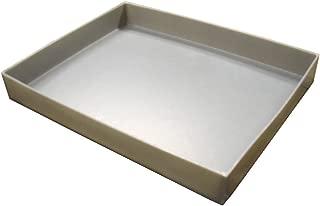 Bayhead USM-1 Polyethylene Heavy Duty Rotationally Molded Flat Surface Tray, 15