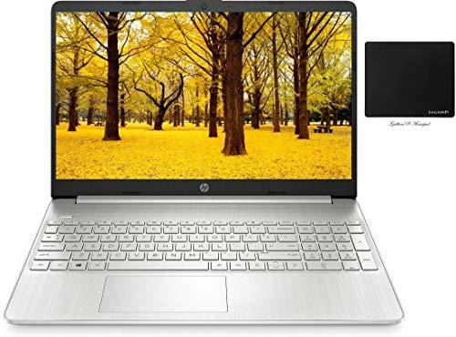 Newest HP 15.6' FHD IPS Touchscreen Laptop Computer, Intel Quad Core i7-1065G7, 16GB DDR4 RAM, 256GB NVME SSD, WiFi, HDMI, HD Webcam, Windows 10 with GalliumPi Accessories
