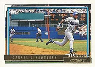 Best darryl strawberry dodgers Reviews