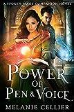 Power of Pen and Voice: A Spoken Mage Companion Novel (The Spoken Mage Book 5) (English Edition)