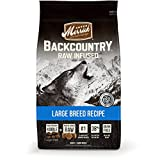 Merrick Backcountry Raw Infused Grain Free Dry Dog Food Large Breed Recipe - 22.0 lb Bag