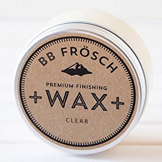 BB Fr�sch Premium Finishing CLEAR Wax (220 mL) Great for Chalk Paint, Furniture, Cabinets!