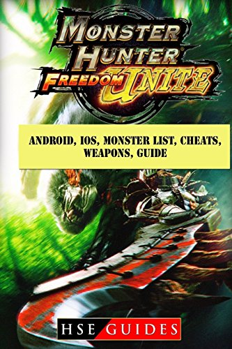 Monster Hunter Freedom Unite, Android, IOS, Monster List, Cheats, Weapons, Guide