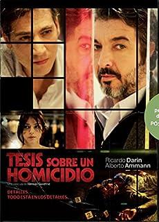 Tesis Sobre Un Homicidio [Blu-ray] [Blu-ray] [2013]