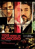 Tesis sobre un Homicidio - Audio: Spanish - Subtitles: English.