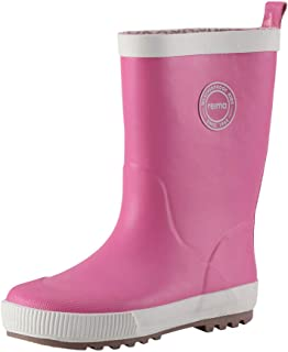 Reima Taika Kids Waterproof Rain Boots for Girls Boys Outdoor Rubber Boot