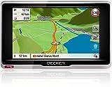 Becker active.5 LMU Navigationsgerät (12,7 cm (5 Zoll) Bildschirm, 47 Länder vorinstalliert, TMC, Becker MagClick Aktivhalter, mit Becker SituationScan)