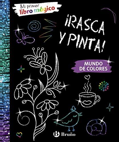 Mi primer libro mágico. Mundo de colores (Castellano - A Partir De 6 Años - Manipulativos (Libros Para Tocar Y Jugar), Pop-Ups - Otros Libros)
